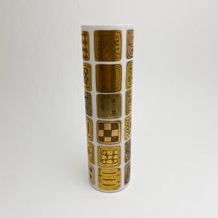 Rosenthal vase by Bjorn Wiinblad