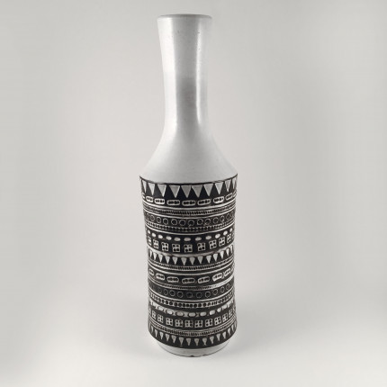 Tall Vase by Heinrich Meister