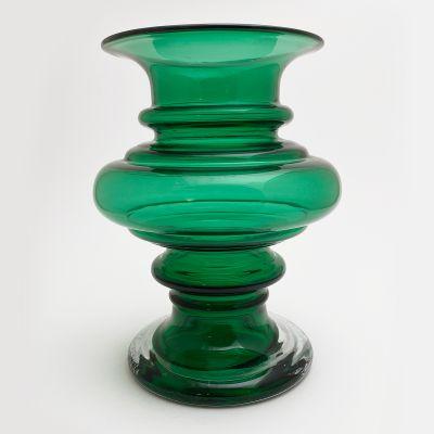 Green vase by Tamara Aladin for Riihimaen Lasi Oy_0