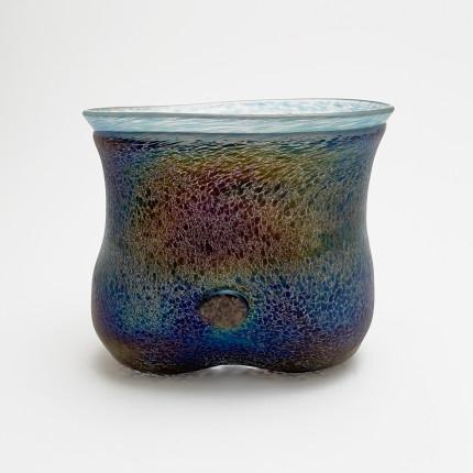 Vase by Bertil Vallien for Boda Artist Col.