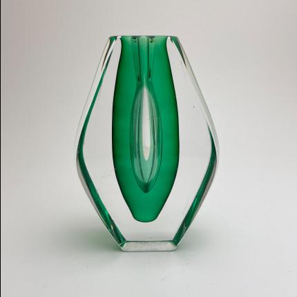Vase by Mona Morales Shields for Kosta