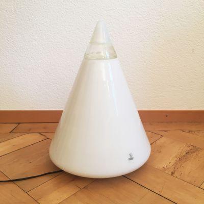 "Large Leucos Murano lamp ""Rio"" by Giusto Toso_0"