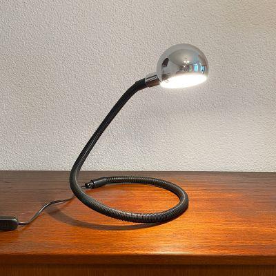 vintage Hebi lamp by Isao Hosoe for Valenti, 1970_0