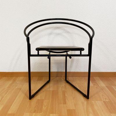 """4 chairs """"Latonda"""" design Mario botta for Alias_0"""