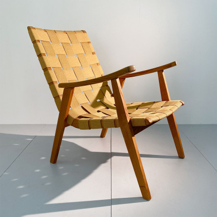 Pair of Swiss Easy Chair by Victoria