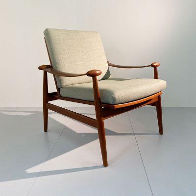 Spade chair by Finn Juhl for France and Daverkosen_0
