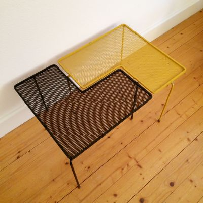 Mathieu Mategot Domino tables_0