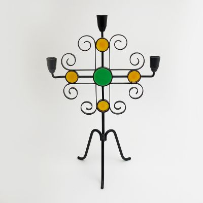 Candleholder designed by Gunnar Ander for Ystad Metall_0
